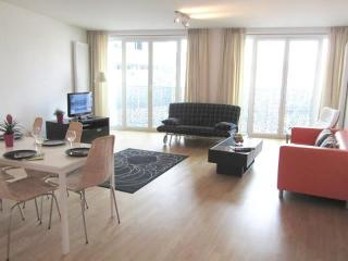 Spacious Opera 303 apartment in Brussel centrum with WiFi & lift., Bruselas