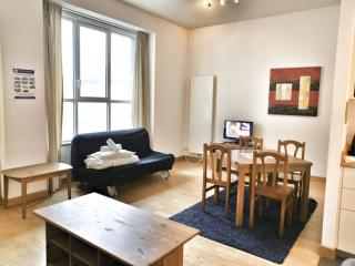 Opera 401 apartment in Brussel centrum with WiFi & lift., Bruselas