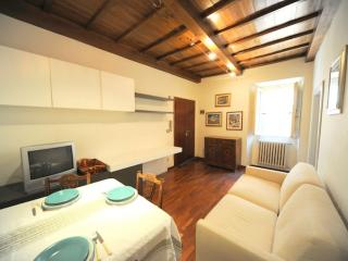 Spanish Steps Piccolo apartment in Piazza di Spagna South with WiFi & air condit