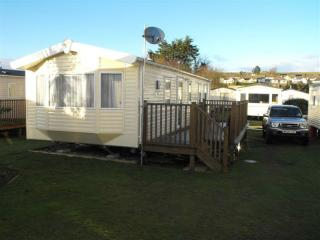 Willerby Rio Gold (2013) Par Sands Holiday Park, St Austell