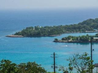 World Famous James Bond Beach viewed from Villa