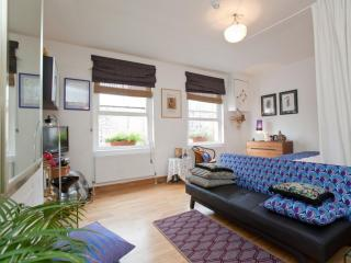 Shoreditch Kingsland apartment in Hackney with WiFi.