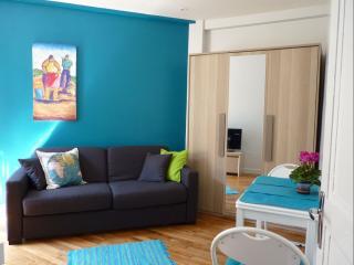 Blue Arielle apartment in 15ème - Seine with WiFi & lift., París