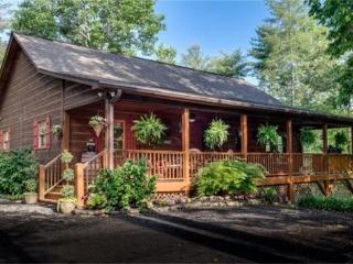 Luxurious peaceful Cabin 5 Bear's Cabin221 Trickling Branch Way Murphy NC