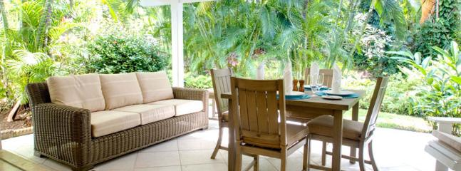 SPECIAL OFFER: Barbados Villa 72 Set Amongst Beautiful Tropical Gardens And Is Located On A Bluff Above The Famous Sandy Lane Beach.