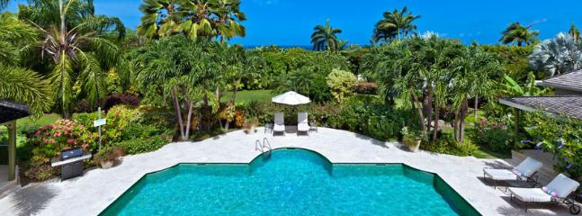 SPECIAL OFFER: Barbados Villa 400 Fantastic Views Of The Caribbean Sea And The Pool And Gardens., St. James