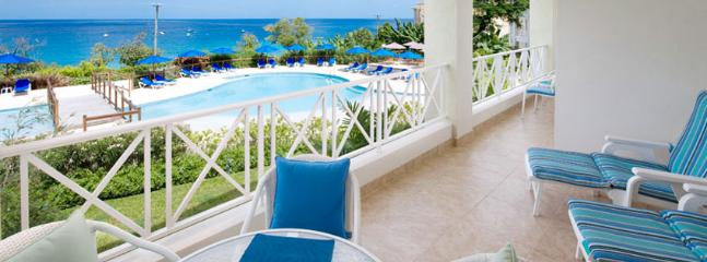 Barbados Villa 139 The Elevated Position Affords Views From The Apartment Of The Turquoise Waters Of The Bay., Durants