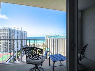 Condo with gorgeous views, resort amenities, & beach access!, Miramar Beach