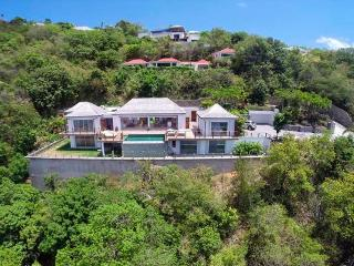 Aurea at Lorient, St. Barth - Ocean View, Private Pool, Close to L'orient Beach