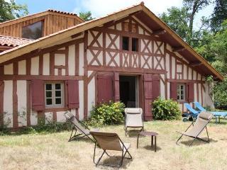 Atlantique Sud maison à colombages rénovée luxe