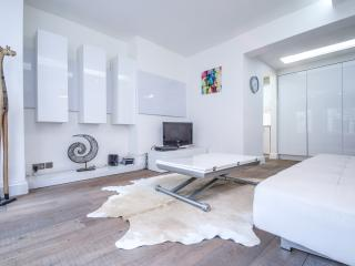 Architect designed flat by Earls Ct tube, London