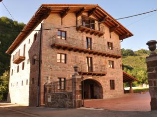 Casa rural Barbenea I y II, Oronoz