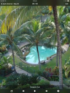 Frangipani Pool