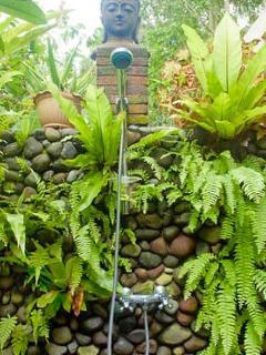 Outdoor's shower