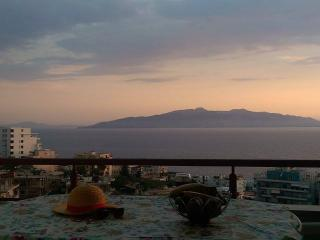 RENT APARTMENT FOR HOLIDAYS WITH SEA VIEWS, Saranda