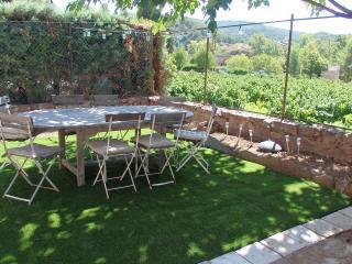 La vie en Rose, B&B Chambres d'hôtes, Roquebrun