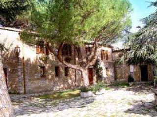 Perugia - La casa del Colle della Trinità, Corciano