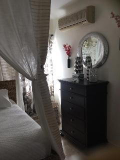all new furnishings