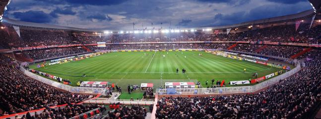 The Parc des Princes just 5 minutes walking, perfect to follow PSG