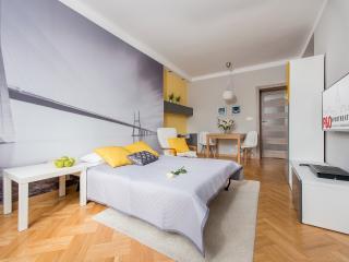 1BR Apartment Bracka, Varsovia