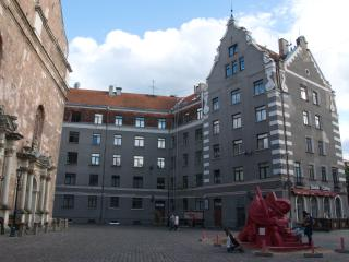Cozy 2-room apartment in Old Town, Riga