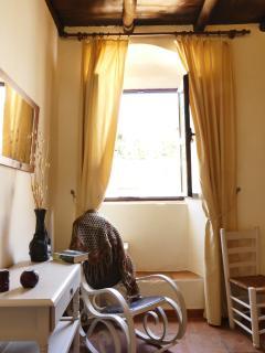 dormitorio casa hippy