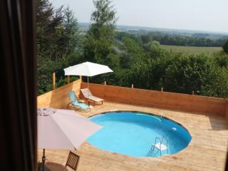 Maison piscine - Vallée Semois