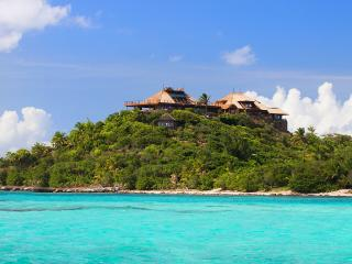 The Great House Master Suite and Rooms on Necker Island, Sleeps 2