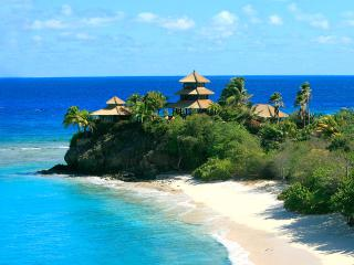 Bali Houses on Necker Island, Sleeps 2