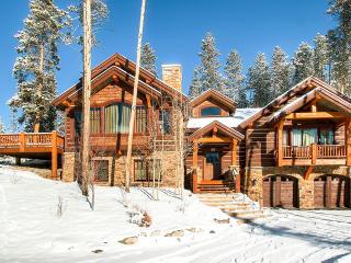 Rustic Timber Lodge, Sleeps 8, Breckenridge