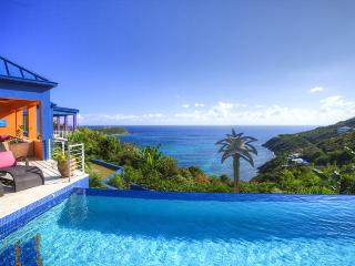 Mare Blu, Sleeps 12, British Virgin Islands