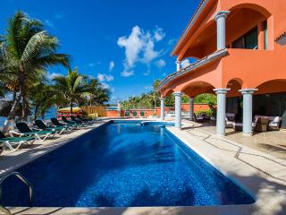 Hacienda Caracol, Sleeps 24, Soliman Bay