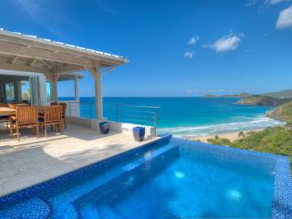 Villa Soleil, Sleeps 2, Trunk Bay