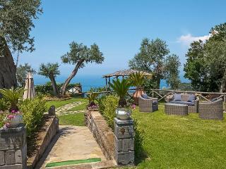 Villa Romeo, Sleeps 12, Massa Lubrense