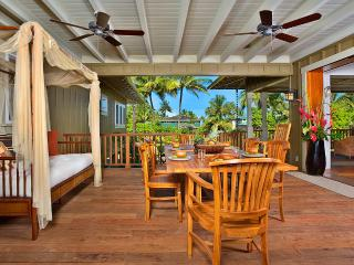 Hanalei Bay House, Sleeps 12