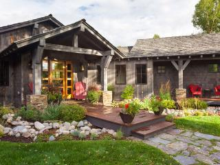 8th Fairway under the Tetons, Sleeps 10, Teton Village