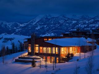 Ranch View Lodge, Sleeps 12, Jackson