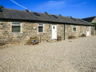 THE COWSHED luxury single-storey barn conversion, character features, en-suite, woodburner, in Horsley near Corbridge, Ref 30884