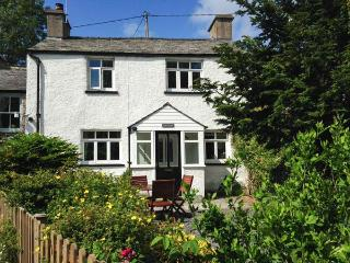ROSE COTTAGE, pet friendly, character holiday cottage, with a garden in Witherslack, Ref 7709