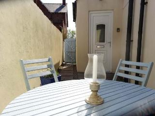 DRIFTWOOD APARTMENT, family friendly, with a garden in Amble, Ref 904664