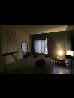 Master bedroom / Queen size bed