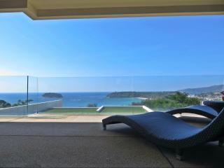 Exquisite Ocean views From Large Covered Terrace
