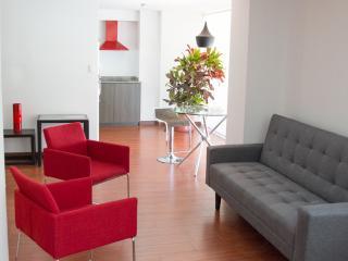 Suite amoblada en excelente ubicación, Quito