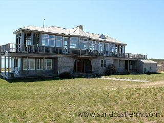 Stunning Waterfront Home & Guest Cottage on Private Peninsula!, Edgartown