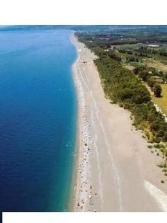 Panoramica spiaggia di San Marco a soli 900 metri