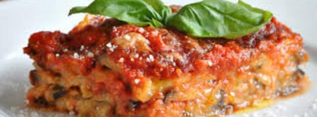 ITALIAN FOOD PARMIGIANA