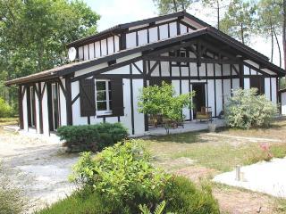 Villa Claire, Landes house