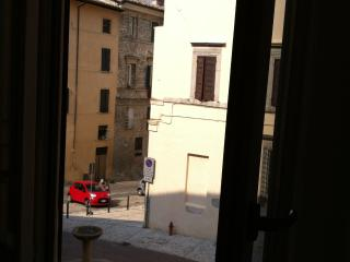 Vista dalle finestre