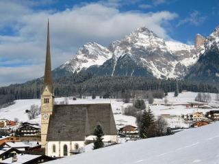 Large 2 bedroom fully equipped ski apartment, Maria Alm