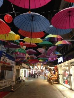 A night out in Fethiye